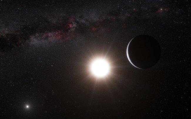 Немецкие астрономы придумали, как создать оптическую межзвездную связь