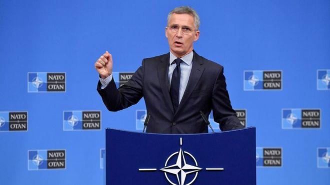 В НАТО намерены поднимать вопрос увеличения уровня милитаризации