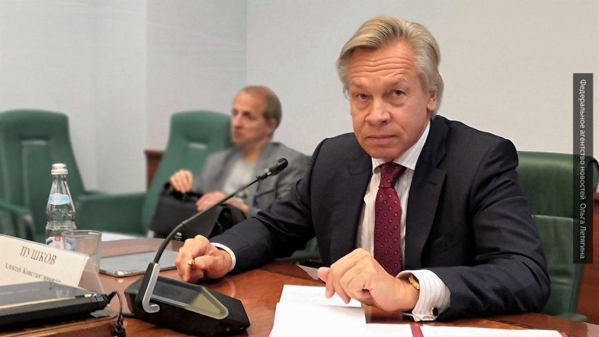 Пушков восхитился, как Лавров «поставил на место» американского журналиста