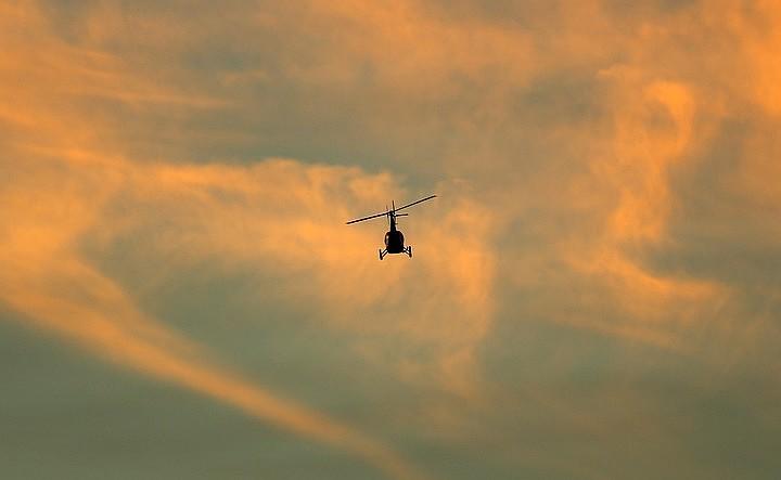 В Южной Корее потерпел крушение вертолет: 5 человек погибли