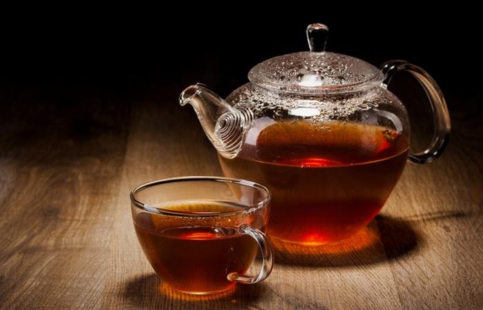Польза черного чая: профилактика рака.