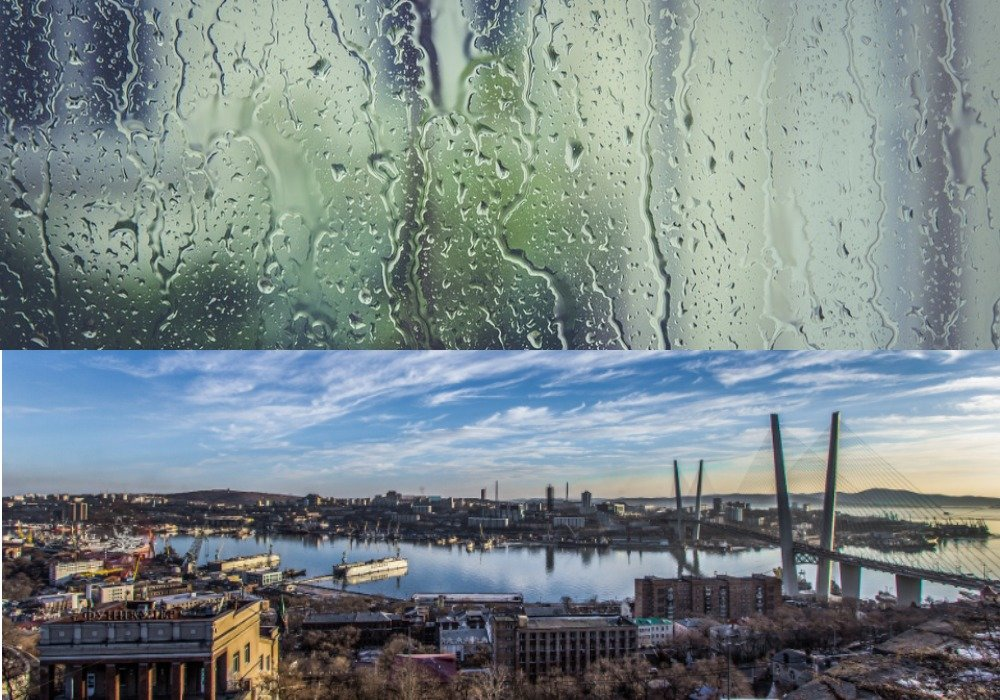Стало известно, когда во Владивостоке прекратятся ливни
