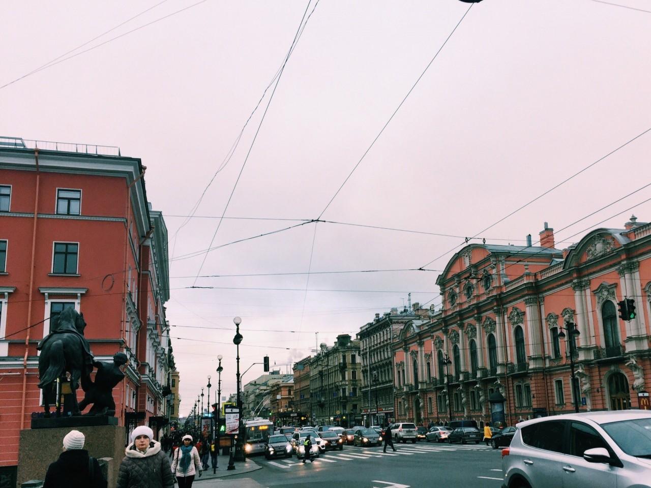 В Петербург на следующей неделе заглянет последнее бабье лето
