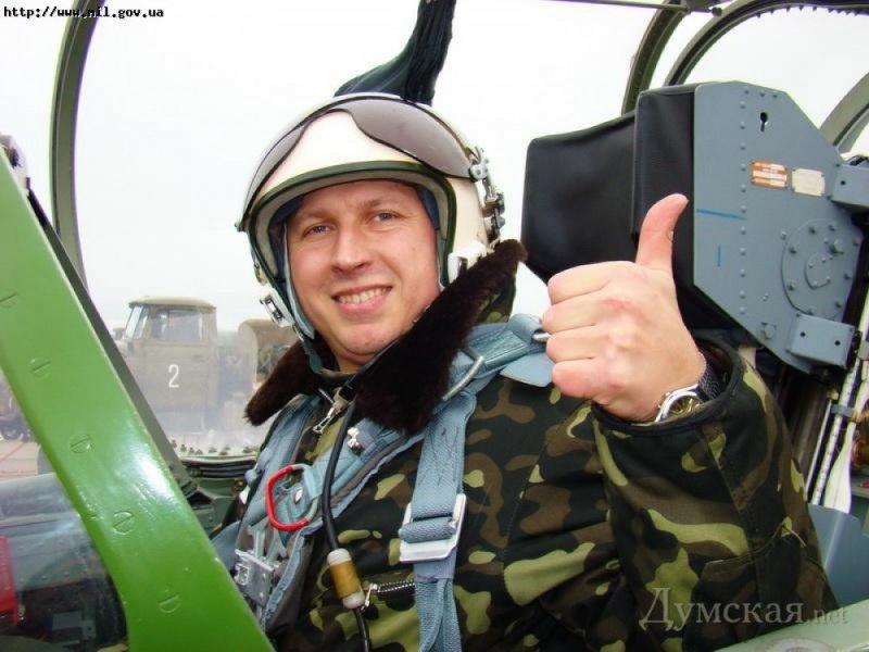 Лётчики-каратели Украины