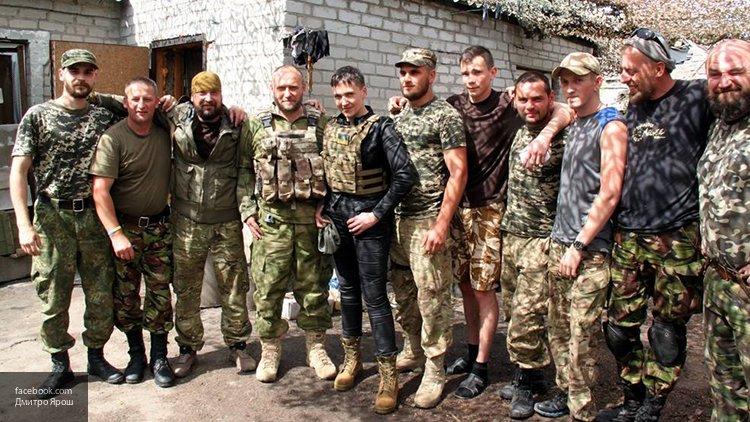 Дмитрий Ярош рассказал, почему добровольцы уходят с передовой в Донбассе