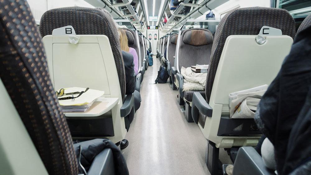 Необычное фото из поезда насмешило интернет