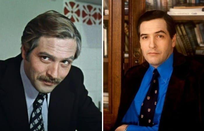 Почему Юрий Васильев остался актёром второго плана