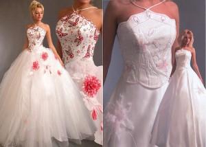 Нетрадиционные Свадебные Платья