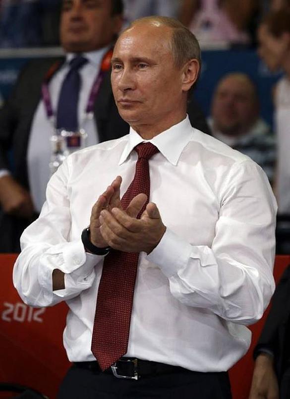 """Путин. """"Гаагский трибунал"""". Украинский профессор"""