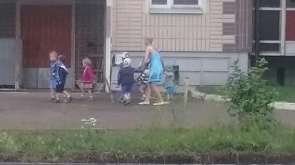 Отдал ребенка в садик и тут понеслось воспитание, деньги, дети, детский сад, поборы, прикол, россия, юмор