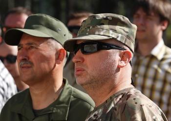 Лавров усомнился в адекватности воинственного Турчинова