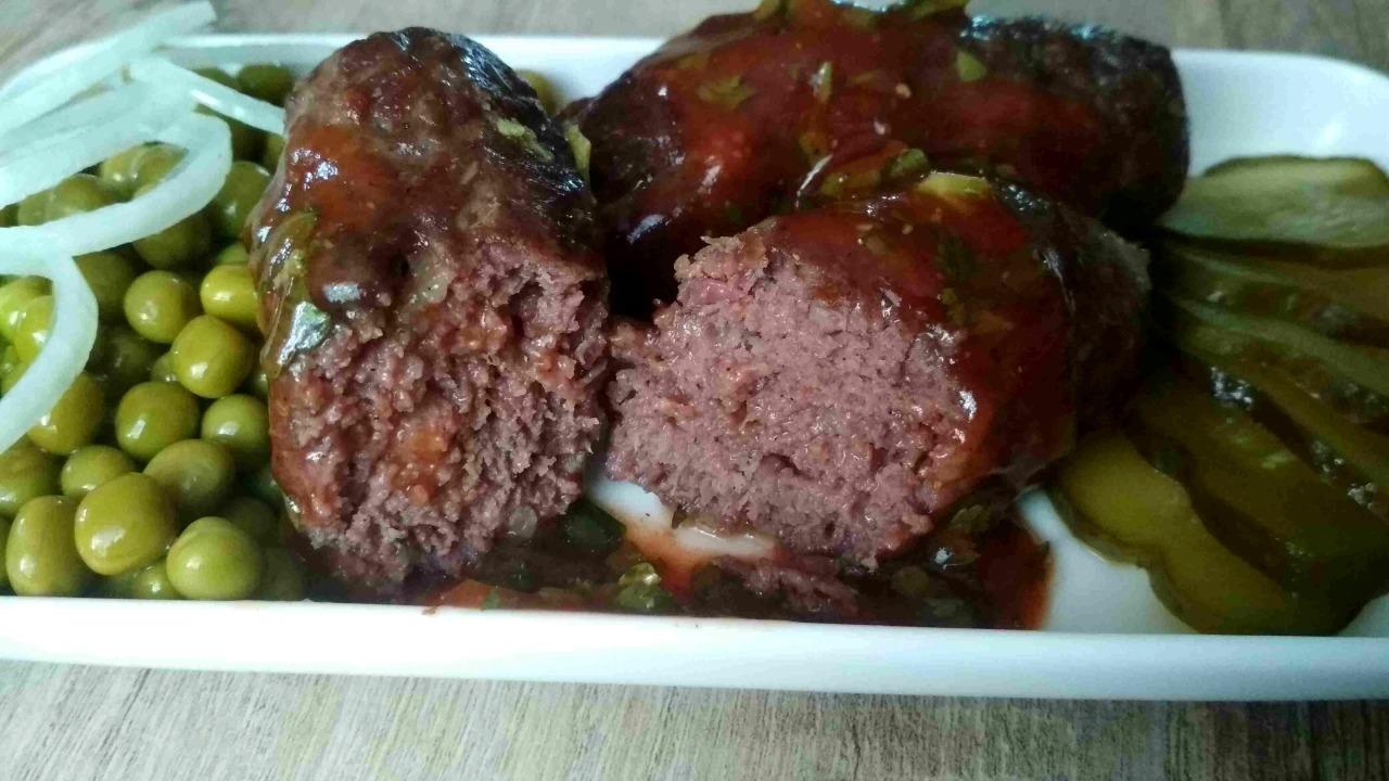 Мититеи - вкуснейшие колбаски с незабываемым вкусом!