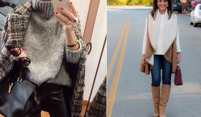 одежда для полных женщин после 50 лет