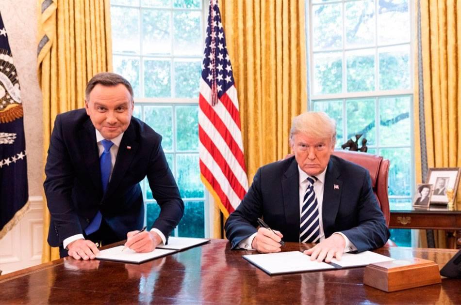 Польша оказалась в позе стратегического партнера