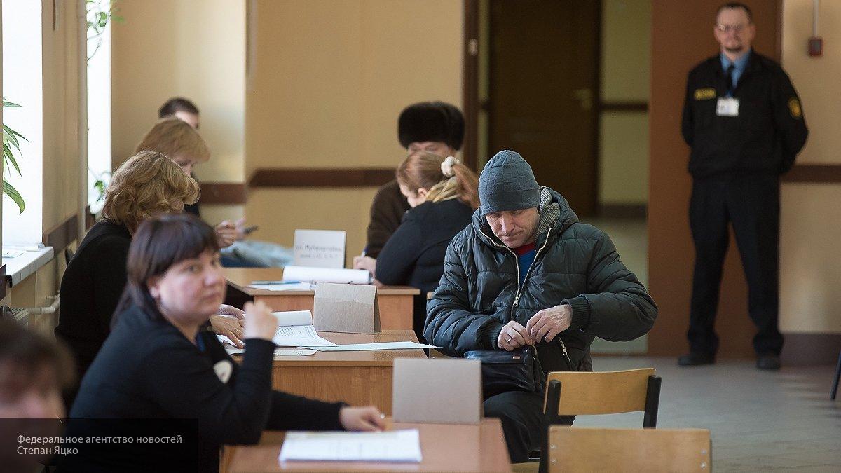Более 9,7 тысячи человек проголосовали на выборах президента РФ в Таджикистане