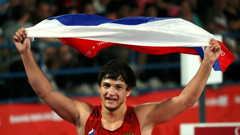 Сборная России побила свой рекорд по количеству золота на летних юношеских Олимпиадах