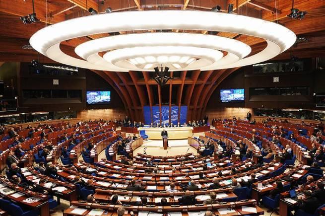 Россия в Совете Европы. Держ…