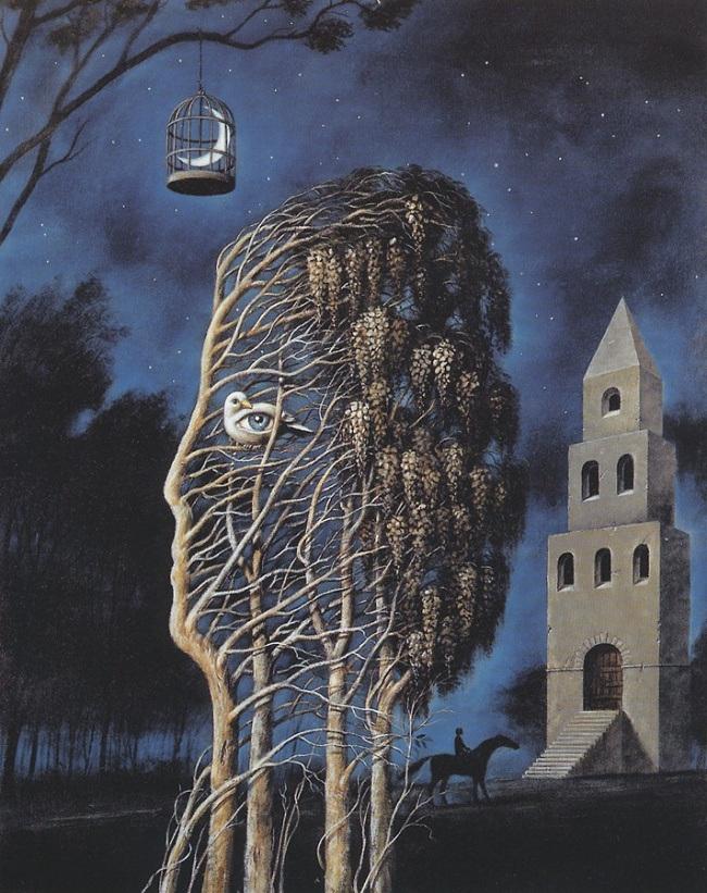 сюрреализм Рафала Ольбиньского 16