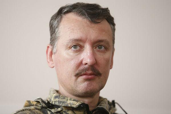 «Айда по домам!»: Стрелков призывает своих сторонников покинуть Донбасс