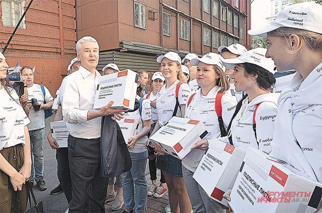 Ремчуков рассказал о начале обучения волонтеров поквартирному обходу