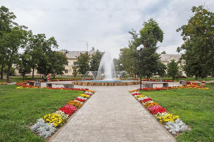 Волжский парк, Балахна