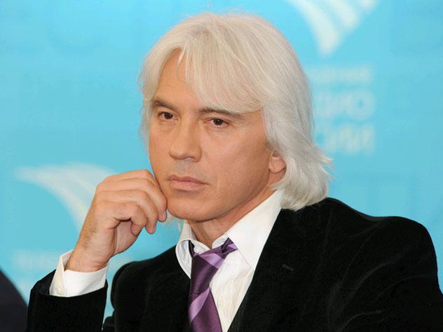 Досье звезды: Дмитрий Хворостовский