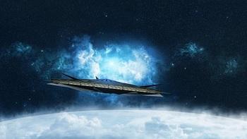 Уфологи нашли на Солнце временной портал для НЛО