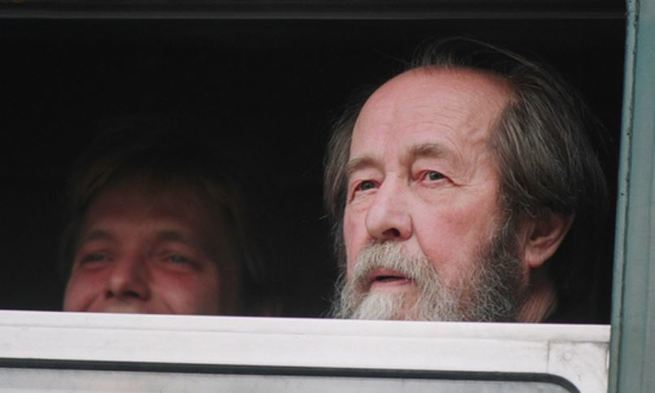 """В Китае распространение и хранение книг Солженицына стало уголовным преступлением (ИА """"Панорама"""")."""