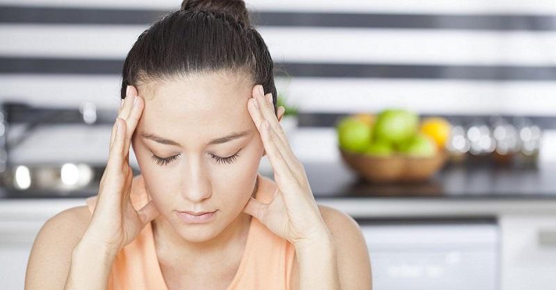 Хроническая головная боль в …