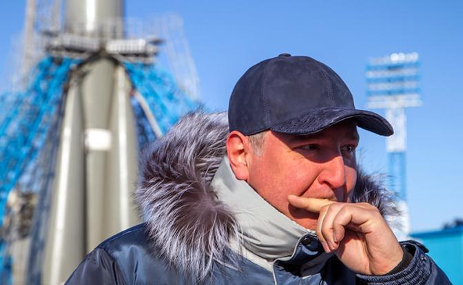 Рогозин разорит Россию своей ракетой