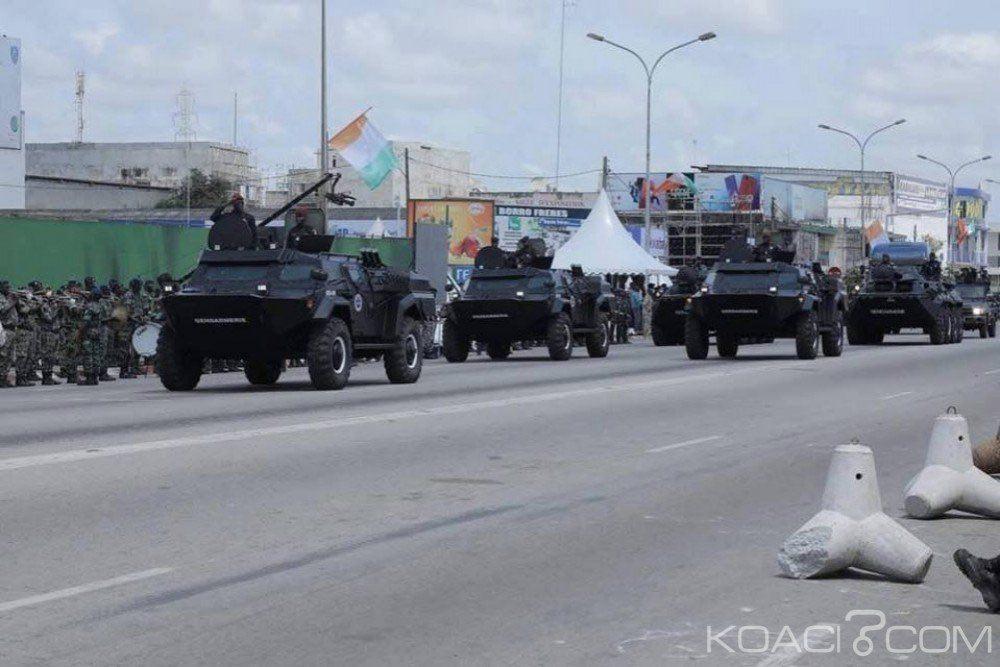 """Кот-д'Ивуар получил белорусские бронированные машины """"Кайман"""""""