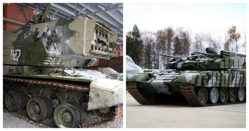 8 прототипов бронетехники, созданной в СССР и России в единственном экземпляре