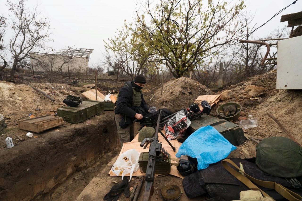 Сводка за неделю о событиях в ДНР и ЛНР за неделю 02.11.18 – 08.11.18