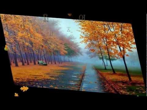 """Видео для души """"Осенний блюз"""""""