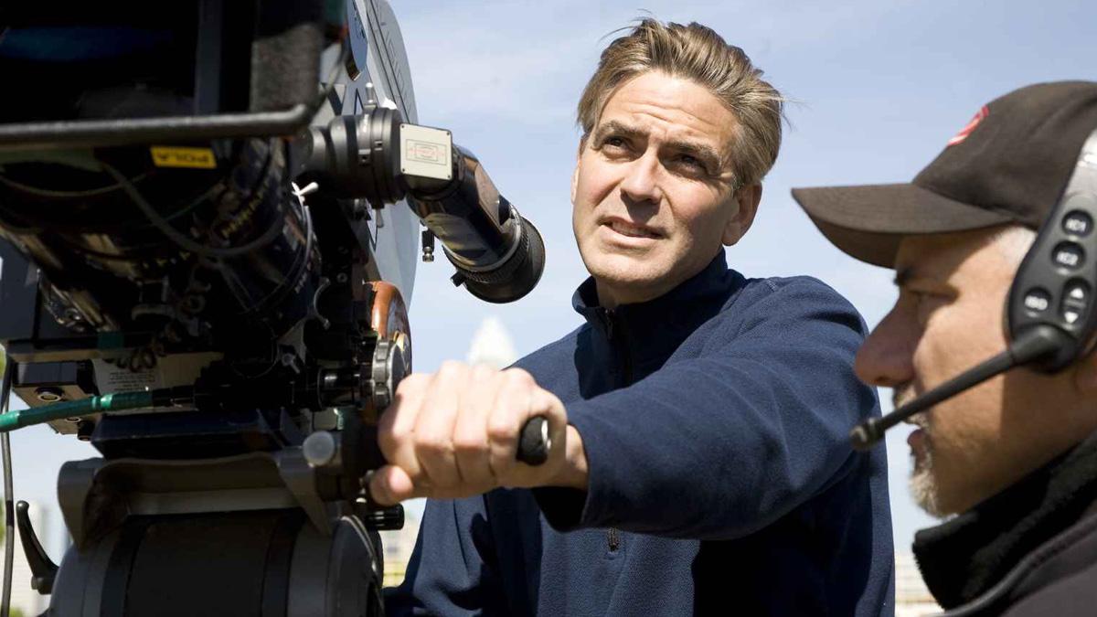 Джордж Клуни возьмётся за по…