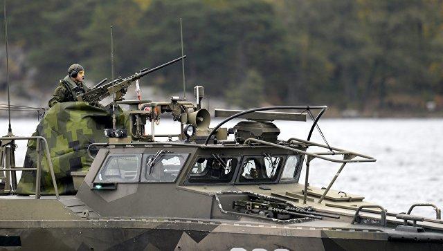 Министр обороны Швеции выступил против членства страны в НАТО