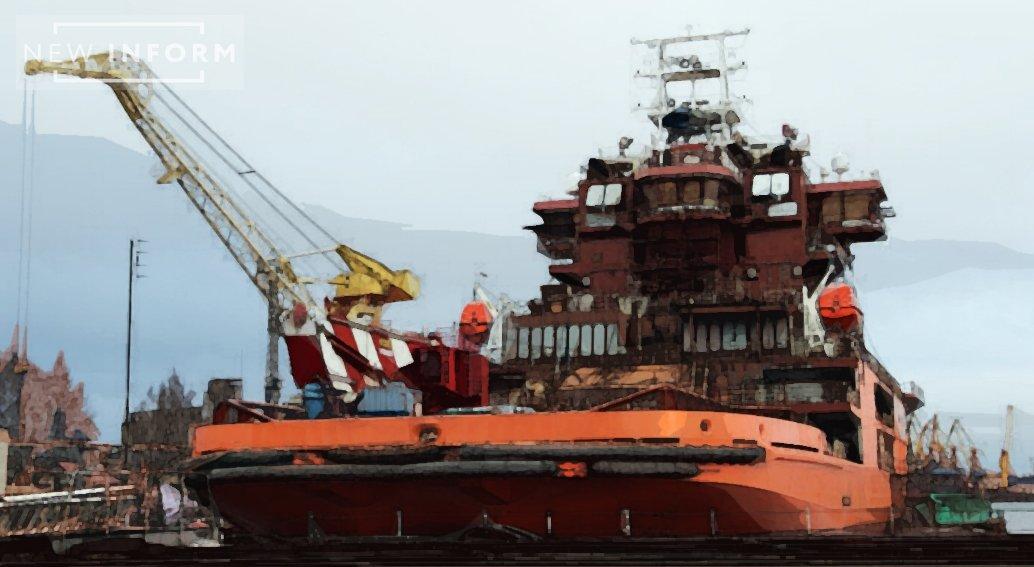 Проект IBSV01: ледокол «Александр Санников» на новом этапе создания