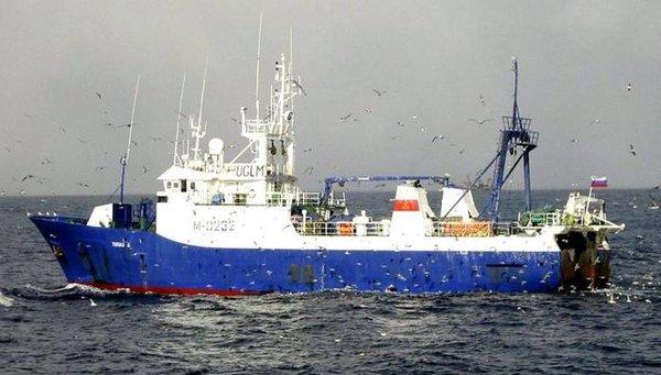 Российские рыболовы «преподали урок» Украине в Азовском море
