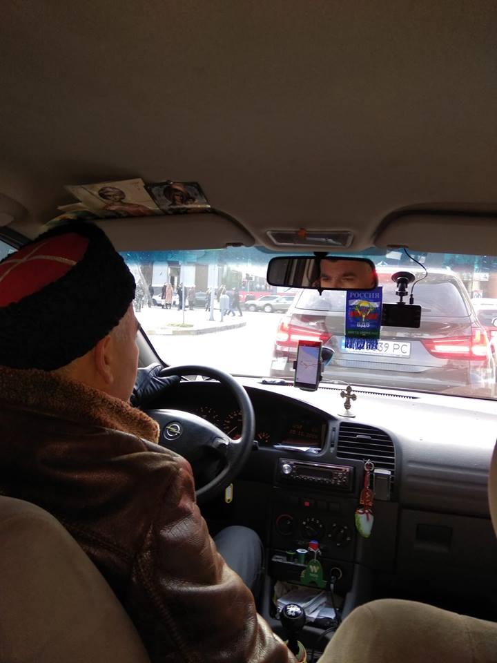 Украинского патриота России затравили соотечественники: женщина чуть не загрызла таксиста