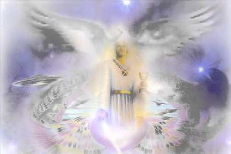 Архангел Михаил «Ваша связь со своим Святым Ментальным Я»