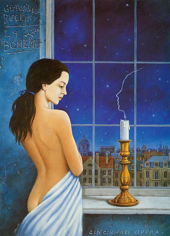 сюрреализм Рафала Ольбиньского 32