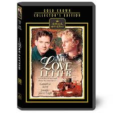 Hallmark The Love Letter. Film in English