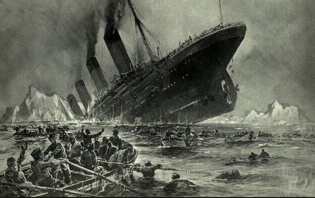 «Титаник» погубила египетская мумия