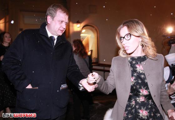 Сергей Капков поддерживает Ксению Анатольевну во всех ее начинаниях