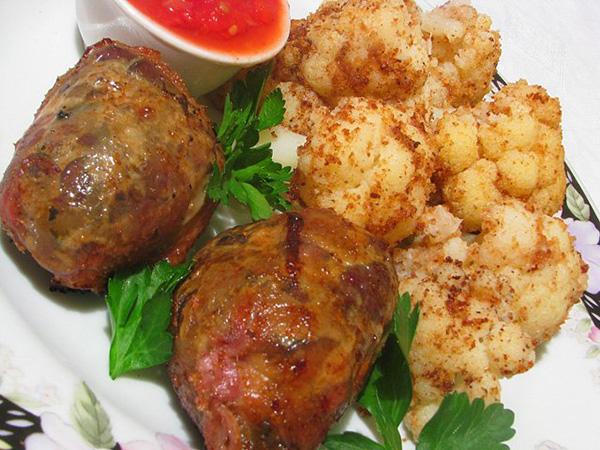 Куриные шейки в духовке рецепт с фото