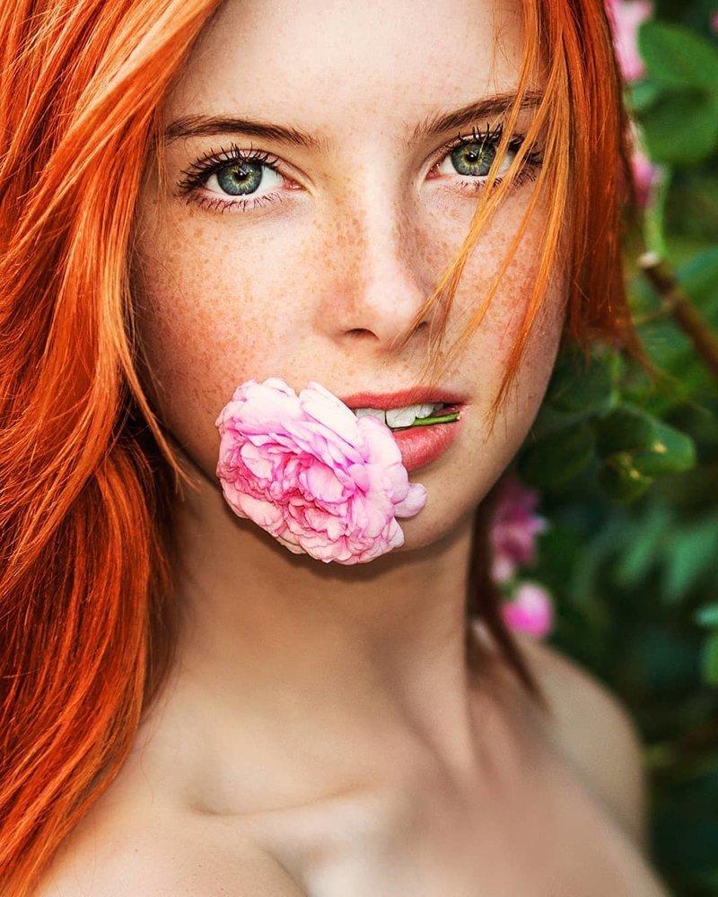 Русские красавицы в фотографиях Сергея Шацкова Сергей Шацков, девушка, красота, портрет, россия, фотография, фотомир