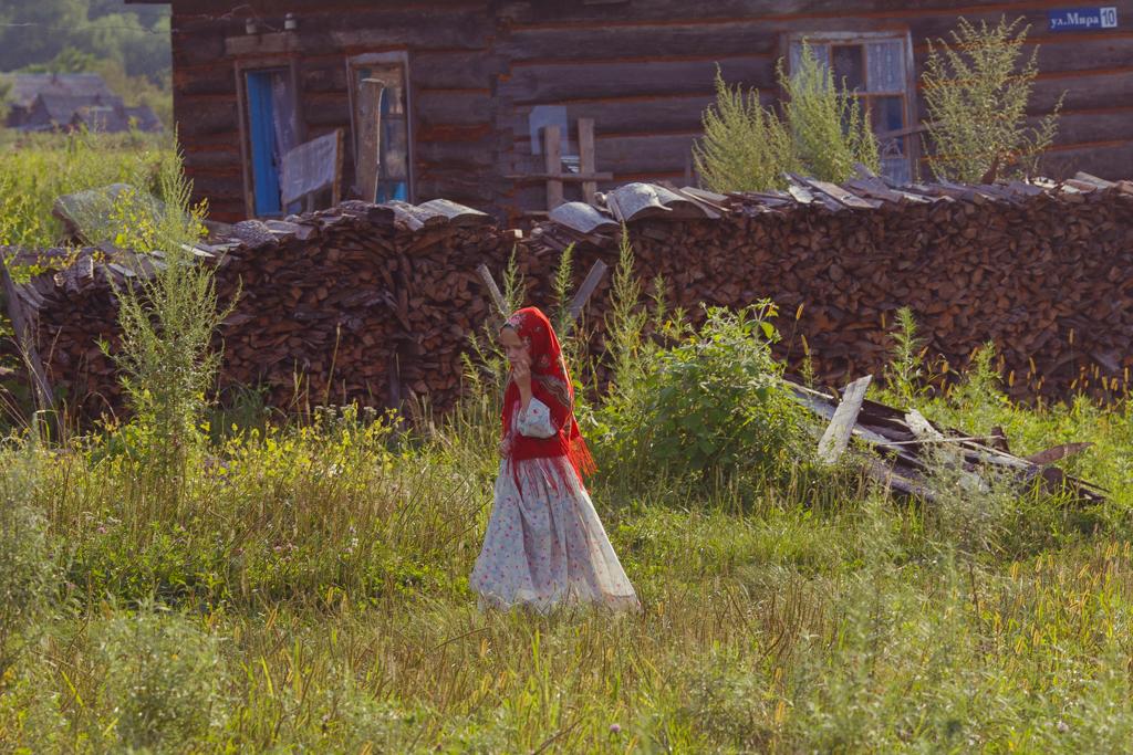 Американка 15 лет прожила в староверческом монастыре в Сибири