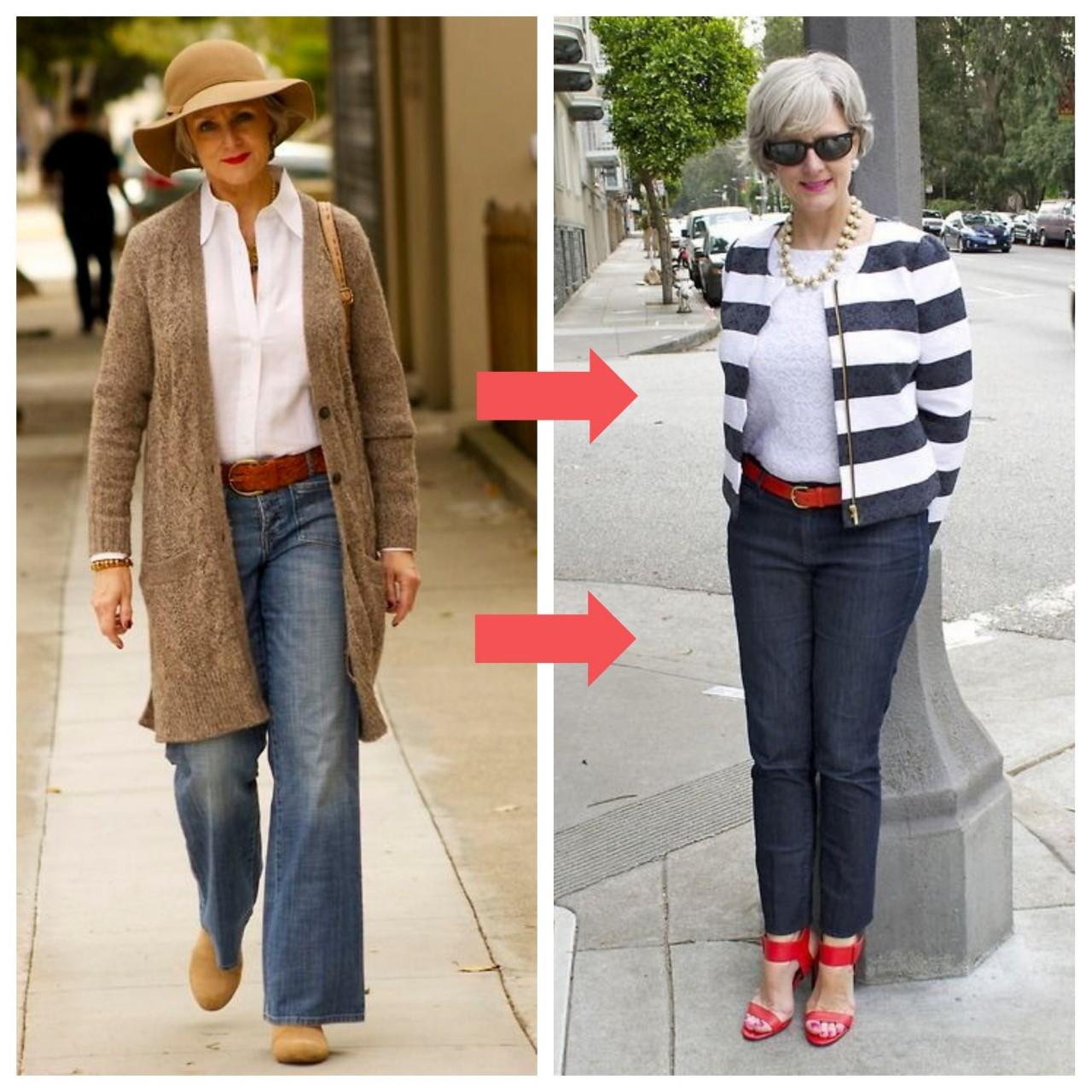 Какие «модные» ошибки старят нас еще больше