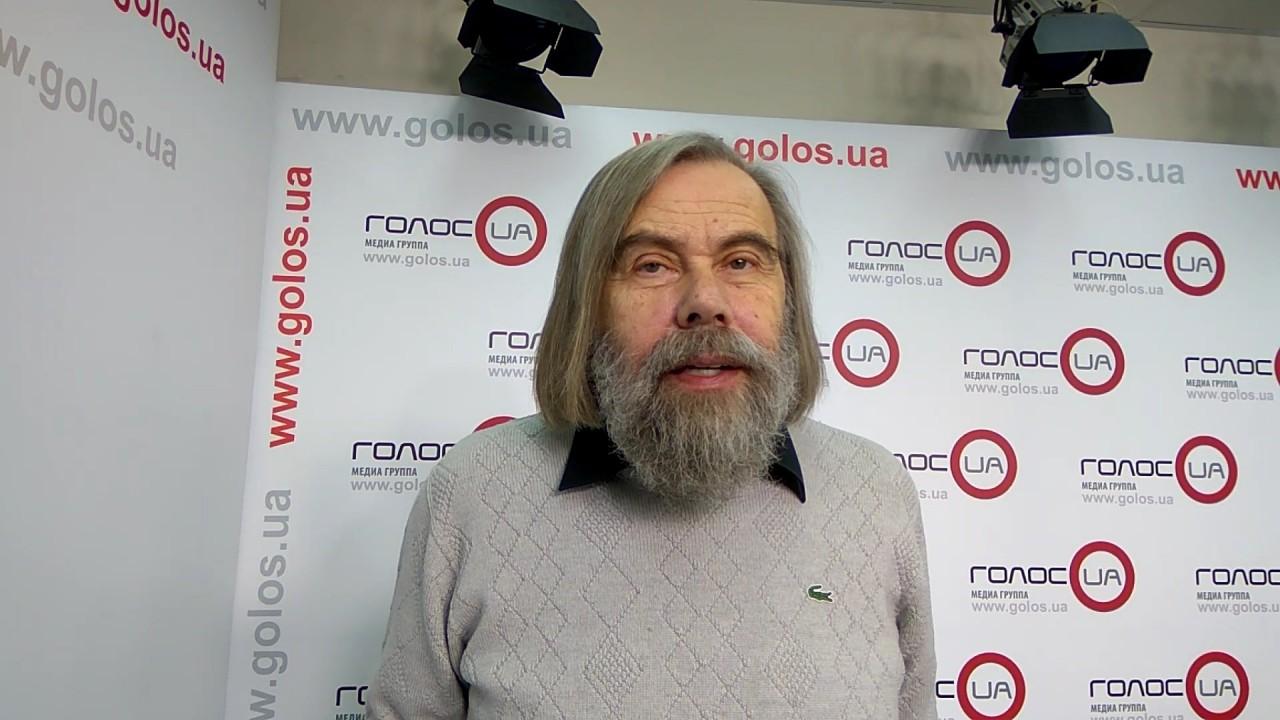 Погребинский умоляет Россию не вводить санкции против Украины и не наказывать народ