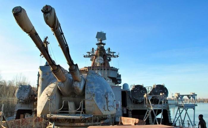 Как Украина будет воевать с Россией на Черном и Азовском морях